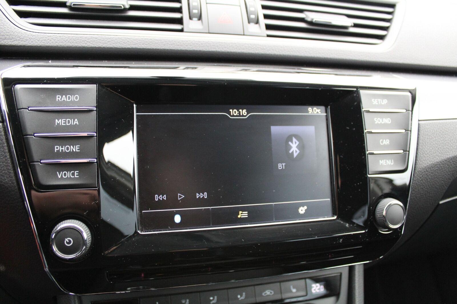 Skoda Superb 1,4 TSi 150 Style Combi - billede 7