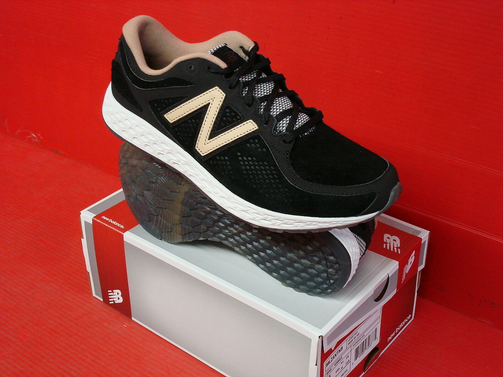 NEW BALANCE FRESH MLZANT FOAM ZANTE MENS RUNNING MLZANT FRESH 94e60b