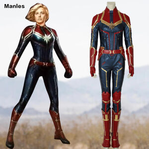 Captain Marvel Costumes Through The Years Here are all the different costumes captain marvel has had. captain marvel costumes through the years