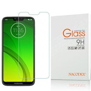 Nacodex-For-Motorola-Moto-G7-Power-G7-Supra-Tempered-Glass-Screen-Protector