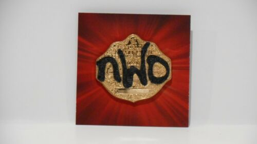 Loot Crate Exclusive WWE Slam Crate NWO Championship Belt Pin