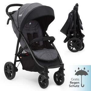 joie buggy sportwagen kinderwagen litetrax 4 inkl regenverdeck chromium ebay. Black Bedroom Furniture Sets. Home Design Ideas