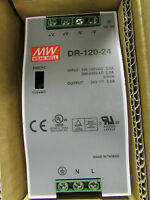 Mean Well Dr 120 24 Power Supply