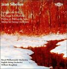 Sibelius: Symphony No. 2; En Saga; Finlandia; Pell'as et M'lisande Suite; Works for String Orchestra (CD, Mar-2000, 2 Discs, Nimbus)