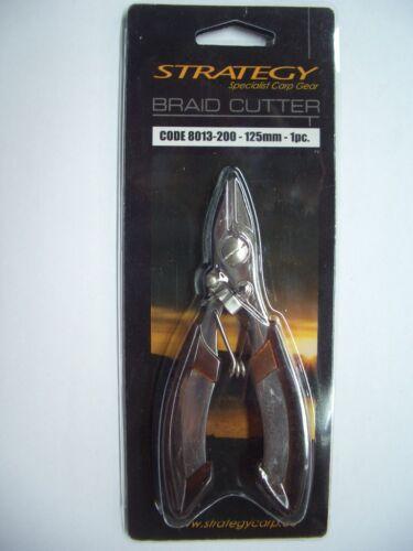 125 mm Strategy Braid Cutter ovp neu