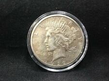 1922 S Peace Silver Dollar Lot 215