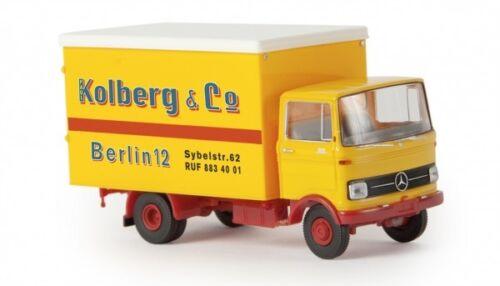 1//87 Brekina MB LP 608 Spedition Kolberg Berlin 48558