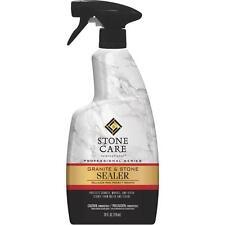 6 Pk 24Oz Stone Care International Granite & Stone Sealer 5187