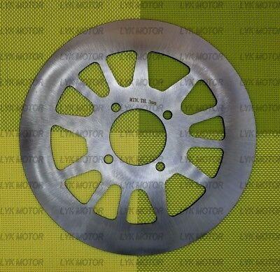 Rear Brake Disc Rotor For DERBI DXR 200 Quad 2004-2007 DXR 250 Quad 2004-2005