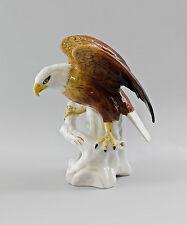 97789 Porzellan Figur großer Weißkopfadler Ens Thüringen