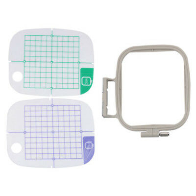 Replaces SA443 Medium Embroidery Hoop for Brother PE770 PE700 PE700II Machine