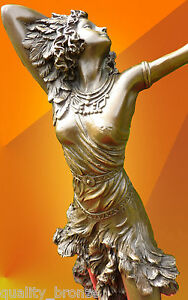 ART-DECO-COLINET-034-SUN-DANCER-034-BRONZE-FIGURINE-STATUE-SCULPTURE-FIGURE