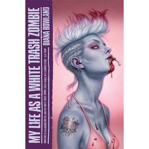 1 of 1 - Rowland, Diana, My Life as a White Trash Zombie (A White Trash Zombie Novel), Ve