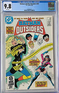BATMAN-AND-THE-OUTSIDERS-20-1985-DC-1ST-APP-SYONIDE-RARE-ONLY-1-CGC-9-8
