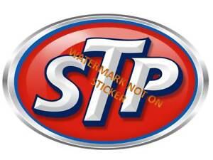 VINTAGE-STP-OIL-PETROL-DECAL-STICKER-LABEL-LARGE-240mm-HOT-ROD