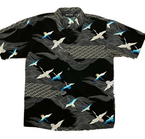 DRAGONFLY CLOTHING COMPANY ALL OVER PRINT SHIRT BU