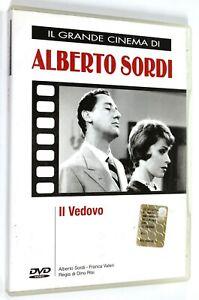 DVD-IL-VEDOVO-1959-Commedia-Franca-Valeri-IL-GRANDE-CINEMA-DI-ALBERTO-SORDI