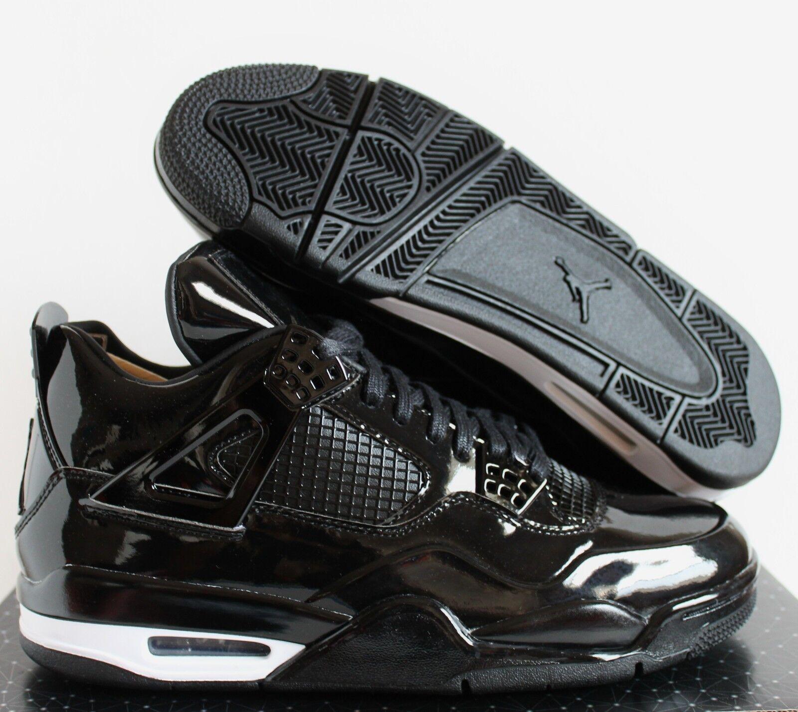 Nike Air 11LAB4 Jordan 11LAB4 Air Negroblanco patente [719864010] 2d560b