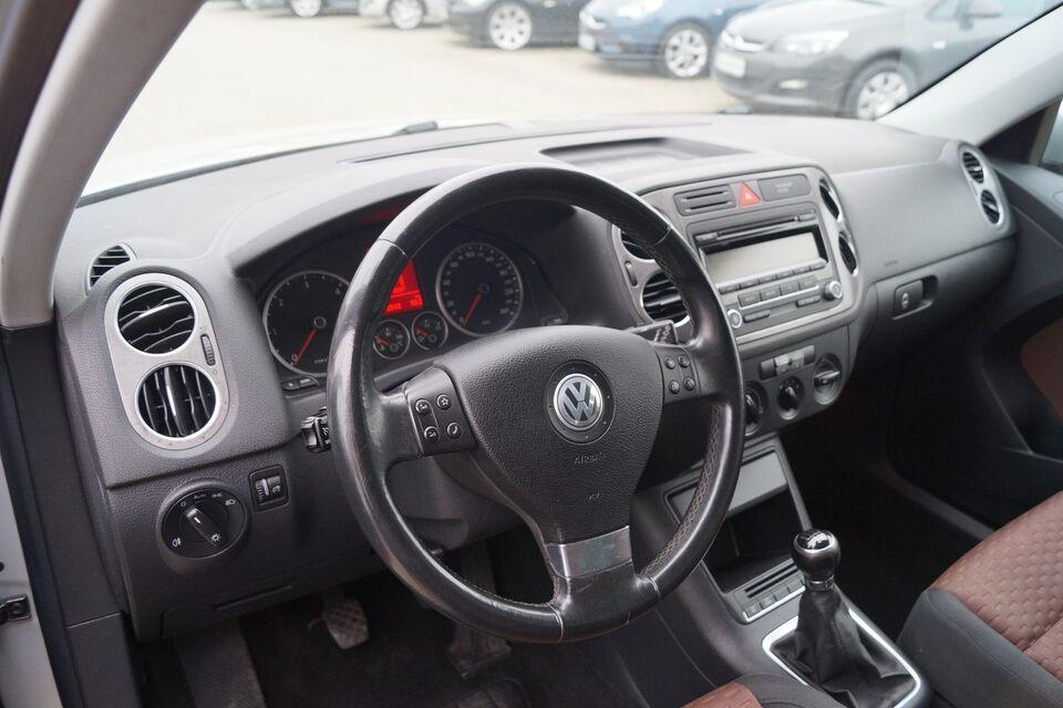 VW Tiguan 2,0 TDi 140 Track & Field 4M Diesel 4x4 4x4 modelår