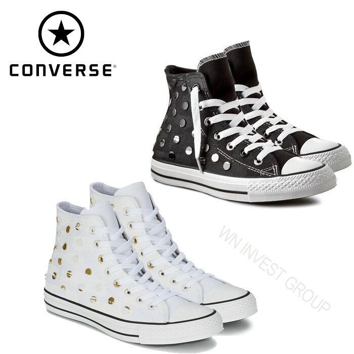 Converse CT Hi All Star Top Schwarz/Weiß limitierte Edition