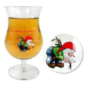 TUFF-LUV-La-Chouffe-Glass-Original-Glass-Glasses-Barware-CE-33cl