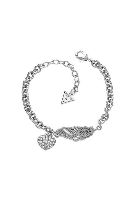 Guess UBB21509-S Heart and Wing