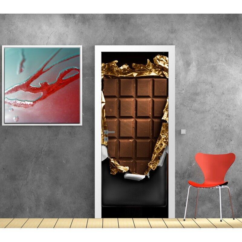 Cartel Póster Puerta Chocolate 788 Arte Decoración Pegatinas