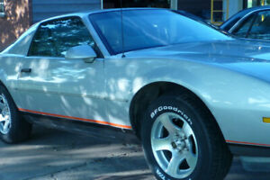 1986 Firebird, 6 cylinder, Automatic, Certified $4750.00