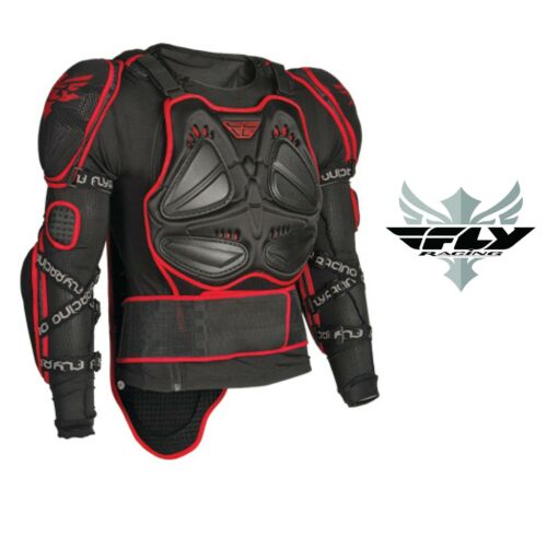 Fly Racing Barricade Long Sleeve Body Armor Suit Riding Racing Off Road