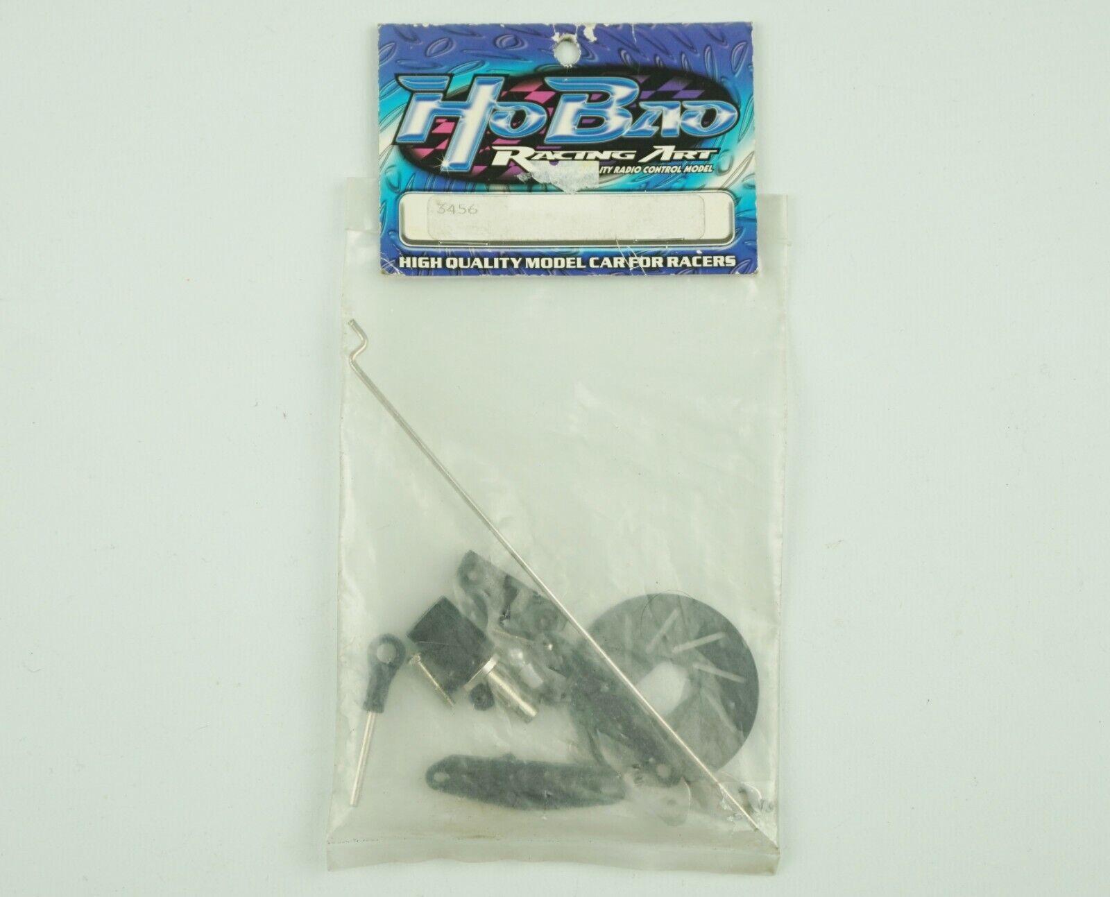 HoBao HoBao HoBao 3456 1 8th Rear Brake Conversion Set RC Spare Part 214924