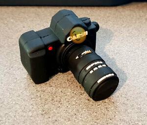 * Regno Unito * 8GB DSLR fotocamera a forma di pollice unità flash USB Stick Lente Corpo
