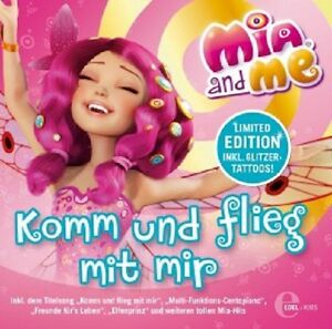 MIA-AND-ME-DAS-LIEDERALBUM-KOMM-UND-FLIEG-MIT-MIR-CD-KINDER-MUSIK-NEU