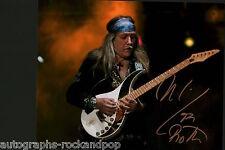 Scorpions Uli Jon Roth signed autograph UACC AFTAL