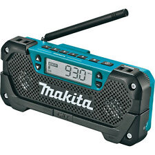 Makita 12V max CXT Cordless Lithium-Ion Compact Job Site Radio (Bare) RM02 new