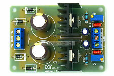XY LM317 LM337 Dual Power Supply Adjustable Module 1.5-18V AC to 2-25V DC