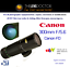 CANON-FD-EF-300-F5-6-OUTSTANDING-WILDLIFE-SPORTS-PRIME-REFURBISHED-EXCELLENT miniatuur 1