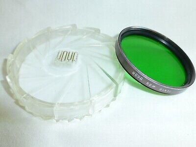 Green Hoya 62mm HMC X1 Screw-in Filter
