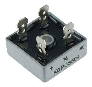 KBPC3504 PONT REDRESSEUR PONT DE DIODE 400V 35A