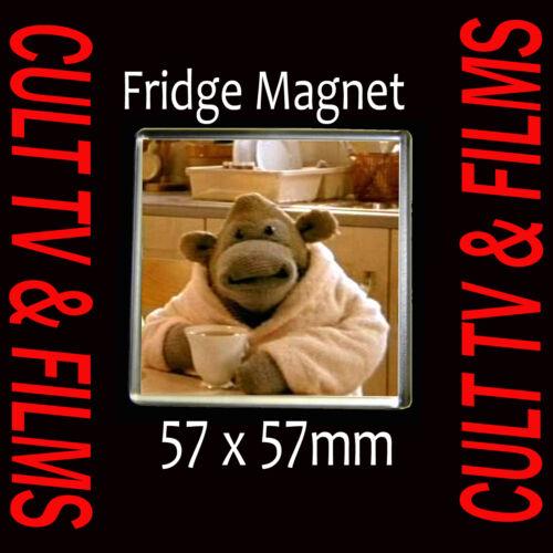 FRIDGE  MAGNET 57X57mm PG TIPS MONKEY FRIDGE MAGNET