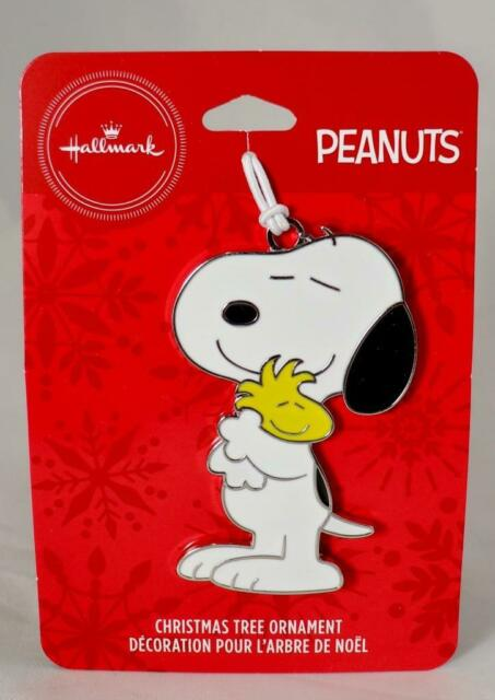 18 Christmas Cards Peanuts Snoopy Woodstock Lights Tree Hallmark Doghouse For Sale Online Ebay