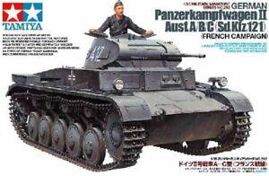 Panzerkampfwagen II Ausf A/B/C SdKfz 121 1/35 Tamiya
