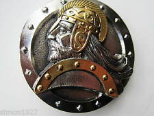 Viking belt buckle thor odin norse raiders.