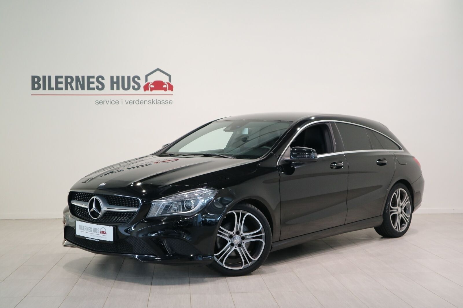 Mercedes CLA200 Billede 4