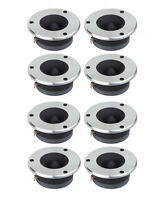 8) Boss Audio Tw-30 3 1200w Car Bullet Dome Flush Super Tweeters Stereo on sale