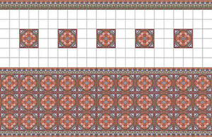 Orbit-Dolls-House-1-24th-Paper-and-Tiles-Victorian-Wall-Tile-x4