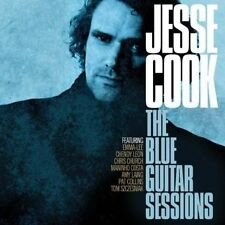 Blue Guitar Sessions by Cook,Jesse