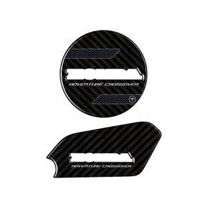 Adesivi in resina 3D per carter e battitacco compatibili con Honda XADV dal 2021