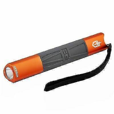Gerber Bear Grylls Intense Flashlight Torch Orange