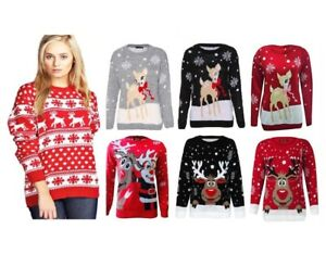 New-Mens-Womens-Xmas-Christmas-Star-Wars-Novelty-Jumper-Sweater