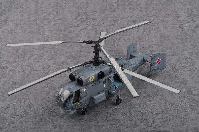 Russian KA-27 Helix 1 48 AEREI TRUMPETER  modellololo KIT AEREO 81739  risparmia il 60% di sconto e la spedizione veloce in tutto il mondo